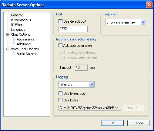 Windows10upcom download free radmin - screenshot #6